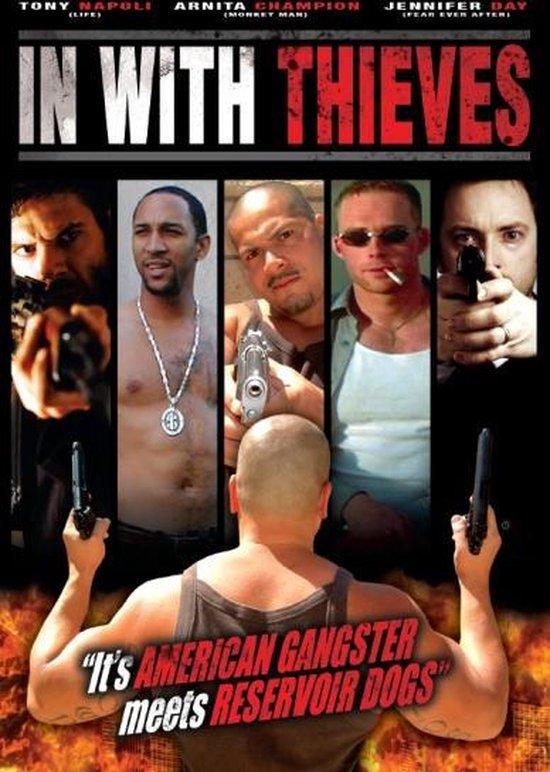 Cover van de film 'In With Thieves'