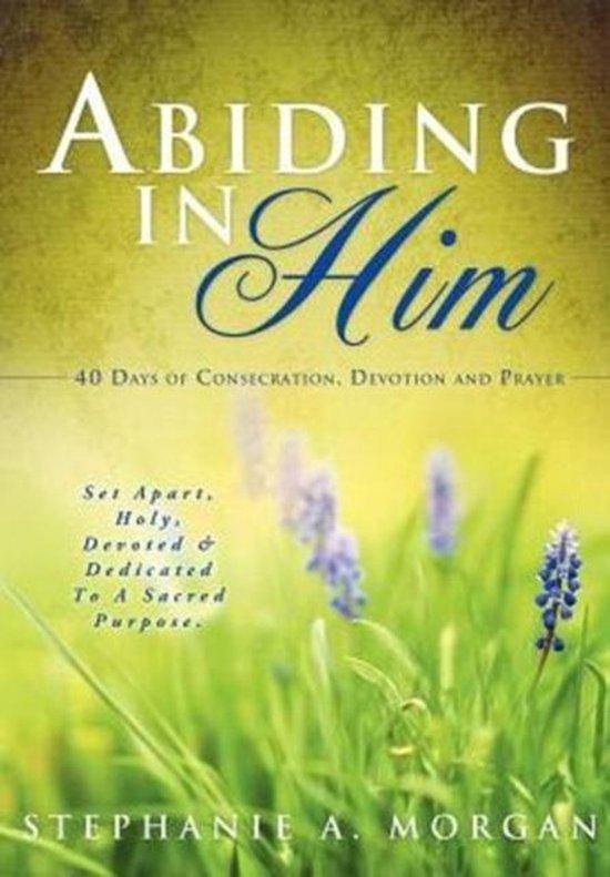Abiding in Him