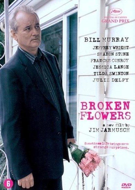 Cover van de film 'Broken Flowers'