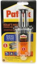 Pattex Kraft-Mix 2-componenten epoxy lijm