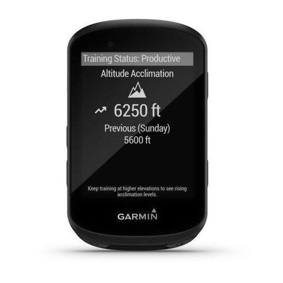 Garmin Edge 530 Fietscomputer - Zwart