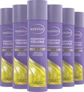 3. Andrelon Droogshampoo Verrassend Volume - 6x 245 ml - Voordeelverpakking