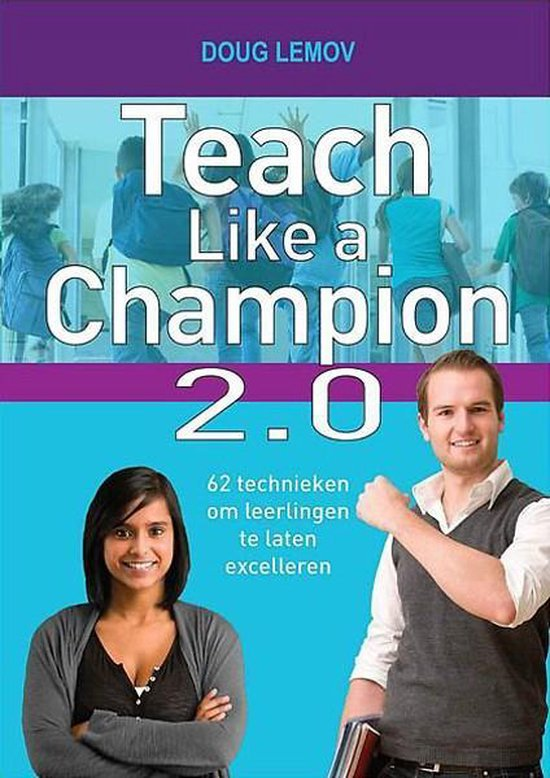 Boek cover Teach like a champion 2.0 van Doug Lemov (Paperback)