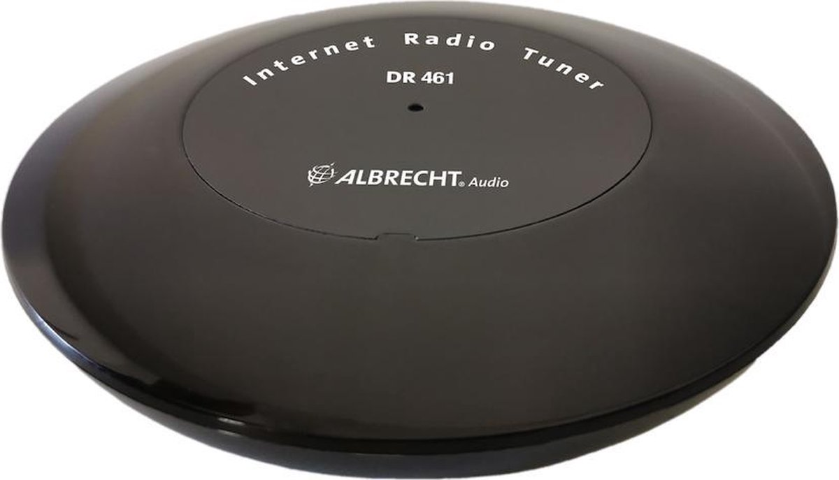 Albrecht DR461 MINI INTERNET RADIO/TUNER
