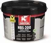 Griffon HBS-200 liquid rubber emmer 5L - 6308867