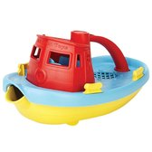 Green Toys sleepboot / gieter boot water