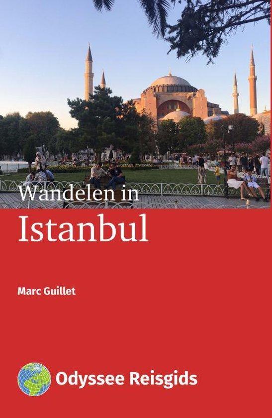 Odyssee Reisgidsen - Wandelen in Istanbul - Marc Guillet |