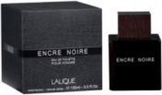 Lalique Encre Noire - 50 ml - Eau De Toilette - Lalique