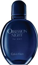 Calvin Klein Obsession Night 125 ml - Eau de Toilette - Herenparfum