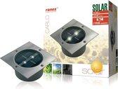 Ranex Carlo Grondspot - 1 stuk - LED - IP67 - Solar - RVS