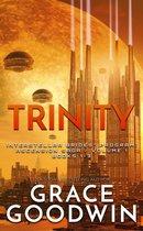 Trinity: Ascension Saga: Books 1, 2 & 3 (Volume 1)