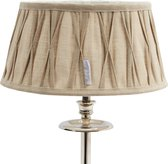 Riviera Maison Cambridge Lamp Shade - Lampenkap - 23 x 30 cm - Linnen - Naturel