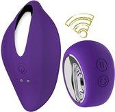 I.N.N. Love Vibrator met Luxe Oplaadbare Afstandsbediening - Geen Batterijen Nodig - Waterdicht - Clitoris Stimulatie  - Fluisterstil - Erotiek Toys - Seksspeeltje - Op Afstand Bestuurbaar-  Clitoris Stimulatie - Wearable Remote Control - G Spot