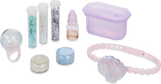 Glam Goo Theme Pack- Mermaid Dreams - Speelslijm sieraden
