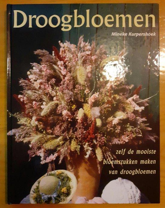 Cover van het boek 'Droogbloemen'