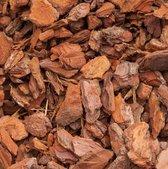 STRUCTURAL DECO-SCHORS Ideaal Als Bodembedekker Tegen Onkruid 60 Liter - Pinus Maritima 15/40mm