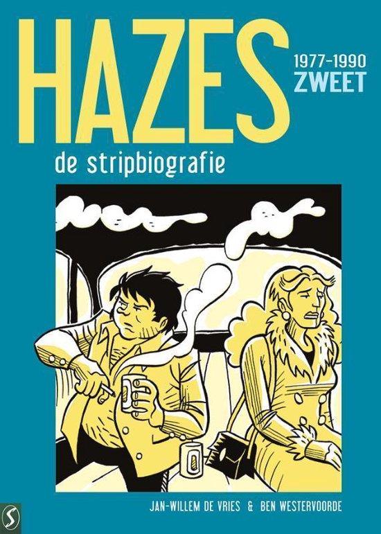 Boek cover Hazes 1-2 -   André Hazes, De stripbiografie 1+2 VOORDEELPAKKET van Ben Westervoorde (Hardcover)
