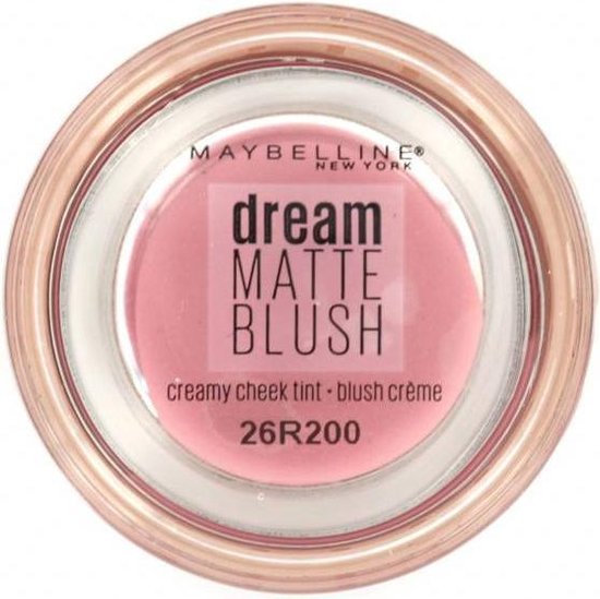 maybelline dream matte blush 40 mauve intrigue