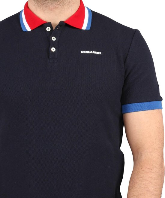 Dsquared Heren Poloshirt L