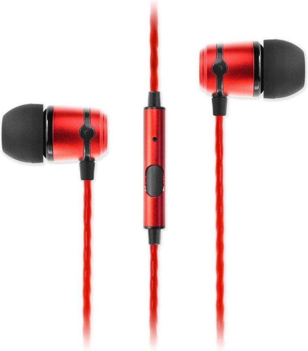E50C - Soundmagic E50C Rood