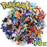 48 unieke Pokémon Actiefiguren