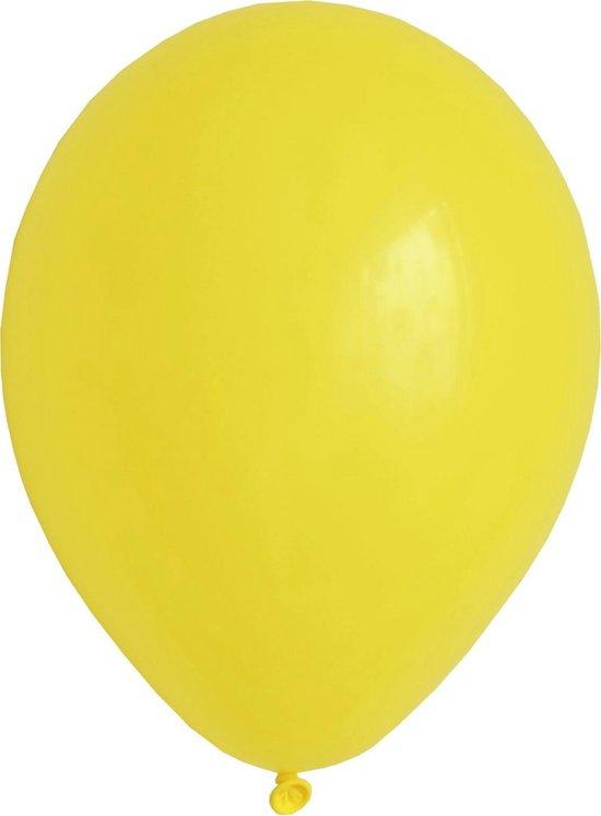 My Little Day - Ballonnen - Geel - 10 stuks - 30cm