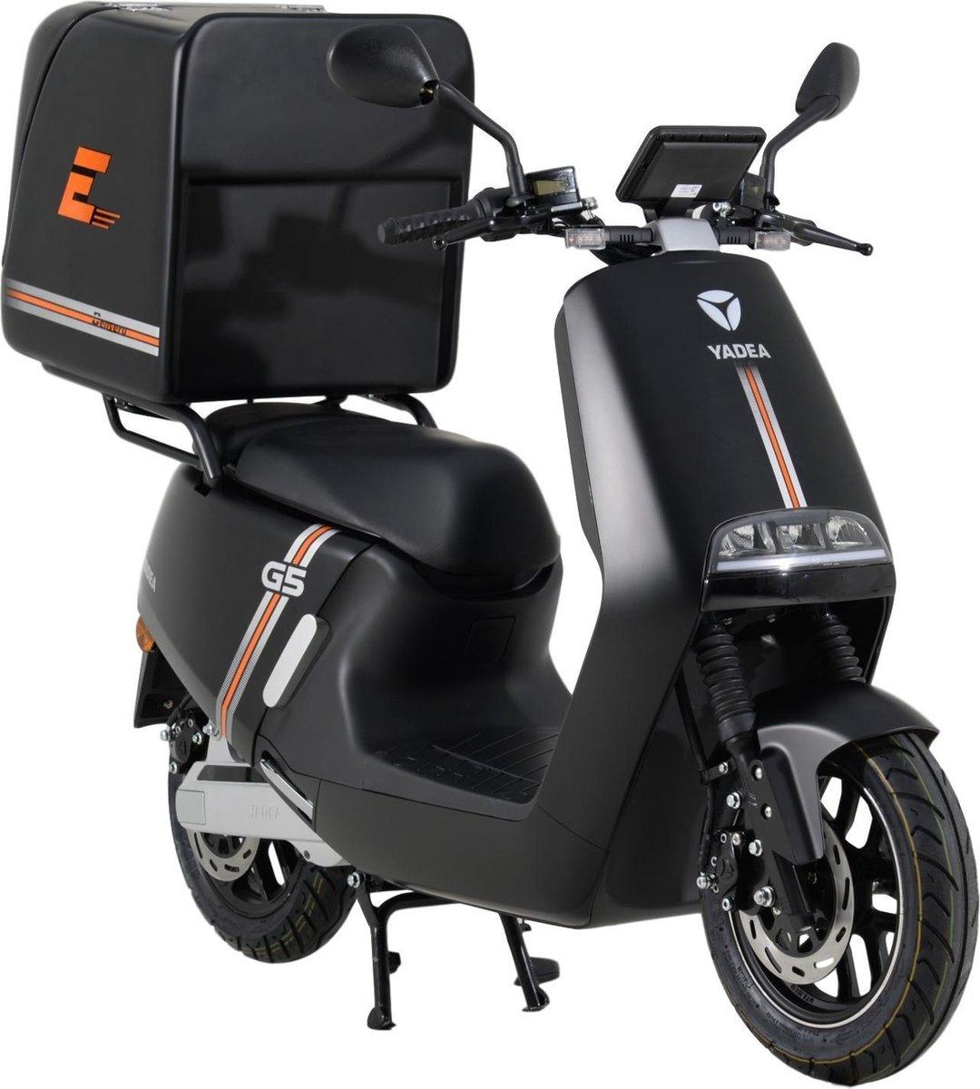 Yadea G5   Bezorg Scooter   By Ecruiser®