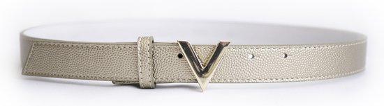 Valentino Divina Kledingriem - Goud - Maat L (120 cm)