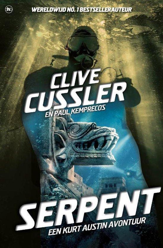 Kurt Austin-avonturen (NUMA-files) - Serpent - Clive Cussler |
