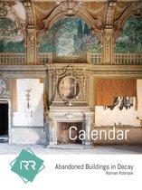 Verlaten Gebouwen - Verjaardagskalender - Roman Robroek - A4 - 13 Pagina's