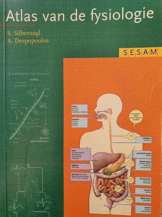 Sesam Atlas Van De Fysiologie - Stefan Silbernagl |