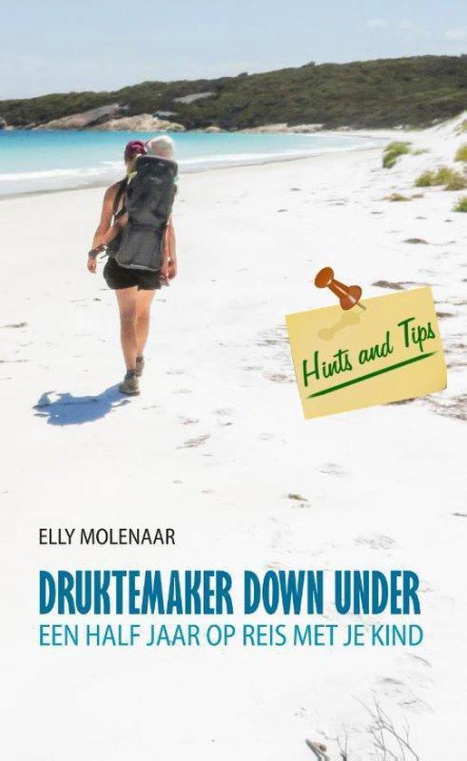 Quill pen 13 - Druktemaker Down Under - Elly Molenaar |