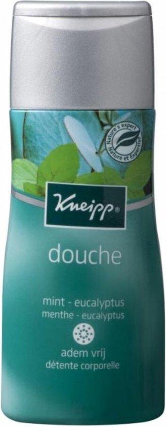 Kneipp Douche Mint Eucalyptus 6x 200 ml - Voordeelverpakking
