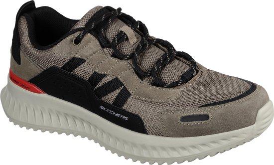 Skechers Matera 2.0 Ximino Heren Sneakers - Bruin - Maat 45