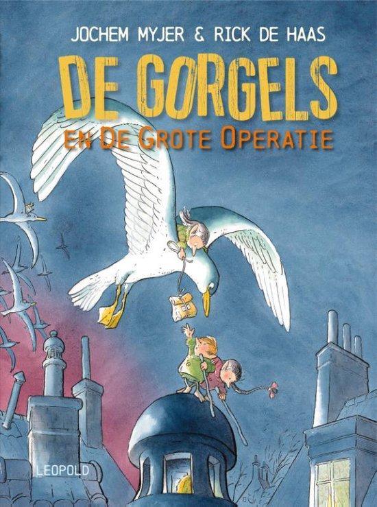 Afbeelding van Gorgels - De Gorgels en de grote operatie