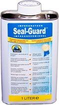 Seal Guard GOLD Label-1 Liter-sneldrogend-eenvoudig aan te brengen-duurzame, onzichtbare bescherming-bescherming alle soorten tegel en metseloppervakten-bestand tegen UV-behandelde oppervlakten blijven ademen-afdichting van voegen na enkele minuten.