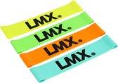 LMX Weerstandsbanden set 4 - Fitness Elastiek - Fi