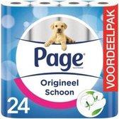 Page Origineel Schoon wc papier - 24 rollen