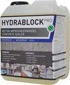 Hydrablock Pro beton impregneermiddel voor het verdichten, verharden en waterdicht maken van beton