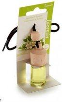 Jasmijn Auto Parfum - Auto Luchtverfrisser Jasmijn - Auto Verfrisser - Zoete Autogeur - Geurhanger Fruitig – 7 ml