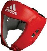 adidas AIBA - Hoofdbeschermer - XL - Rood