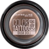 Maybelline Eye Studio Color Tattoo 24H Cream Oogschaduw - 240 Dusk Doll - Bruin