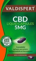 Valdispert CBD 5mg Liquid Cap