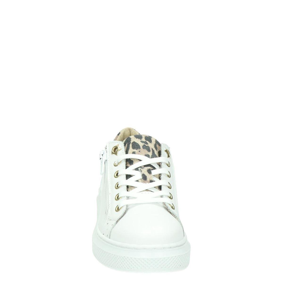 Nelson Kids meisjes sneaker - Wit multi - Maat 32 Sneakers