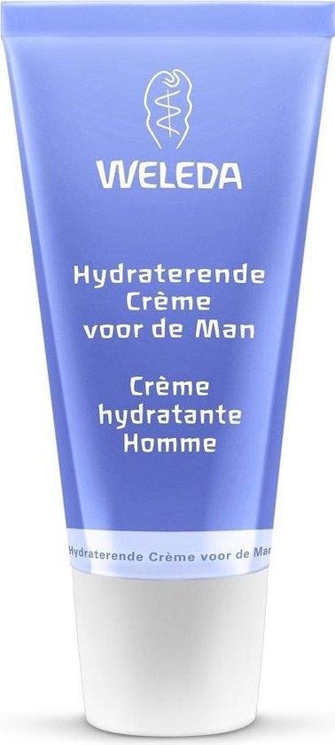 Weleda Hydraterende Gezichtscrème Voor de Man - 30 ml - Biologisch