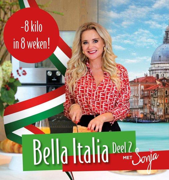 Boek cover Bella Italia deel 2 van Sonja Bakker (Paperback)
