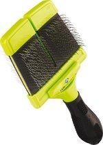 Furminator Hond Slicker Brush - Hondenborstel - Hard - L