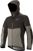 Alpinestars Tahoe Wp Jacket Fietsjack - Maat XL -Black Dark Shadow/Zwart grijs