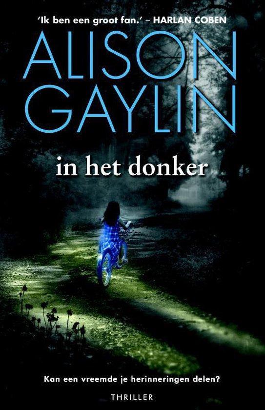 Boek cover Brenna Spector - In het donker van Alison Gaylin (Paperback)