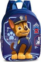 PAW Patrol 3D Chase - Peuter rugzak - 29 cm - blau